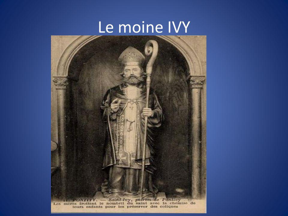 Le moine IVY