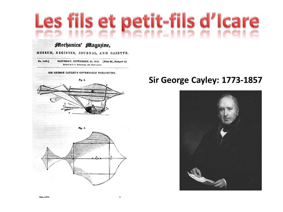 Sir George Cayley: 1773-1857
