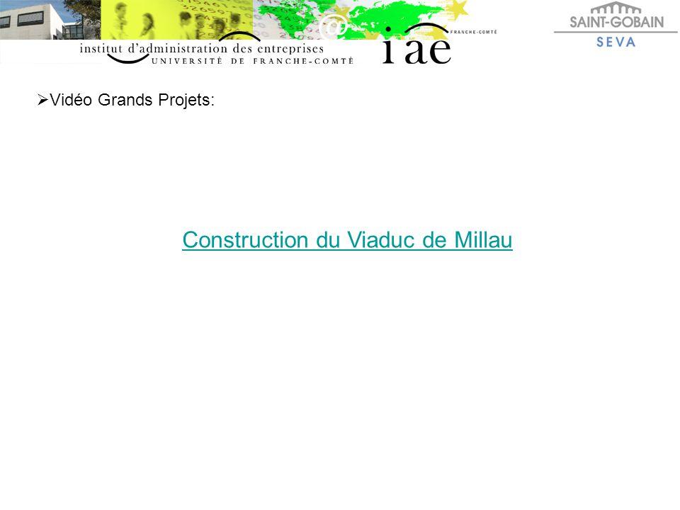  Vidéo Grands Projets: Construction du Viaduc de Millau