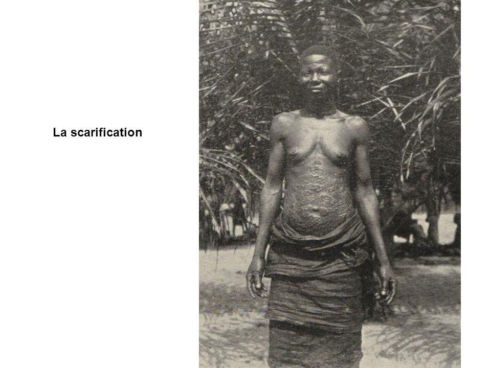 La scarification