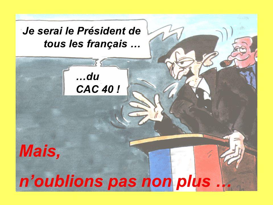 Mais où court-il comme ça ? Faire son boulot de Président !! Groupe Lagardère: Europe 1 – Paris Match – Le Journal Du Dimanche, mais aussi EADS !!!! D