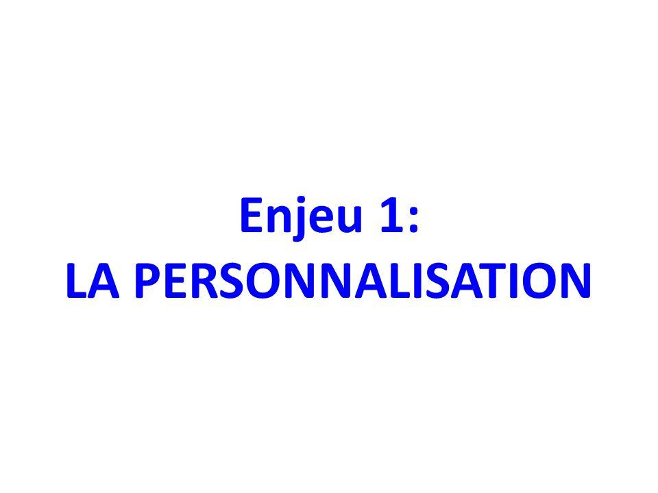 Prise en compte de la personne :  du projet personnel  de l'estime de soi  de la motivation  des compétences sociales… approche globale, ouverte