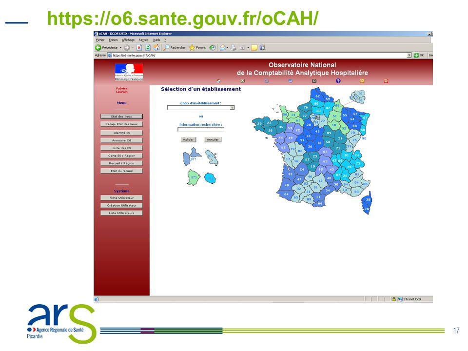 17 https://o6.sante.gouv.fr/oCAH/