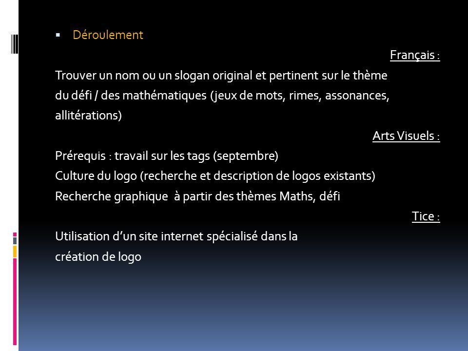 Logos réalisés en arts visuels Logo = texte et graphique imbriqués ou ne faisant qu'un