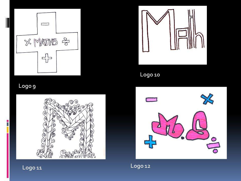 Logos réalisés en TICE Logo = un pictogramme + un slogan