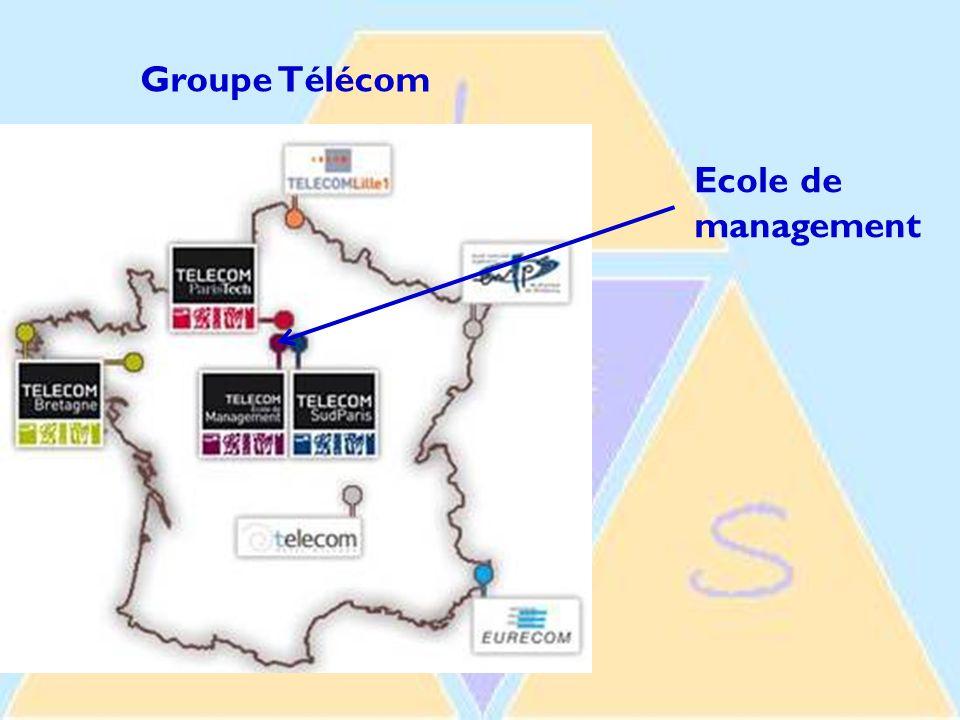 Groupe Télécom Ecole de management