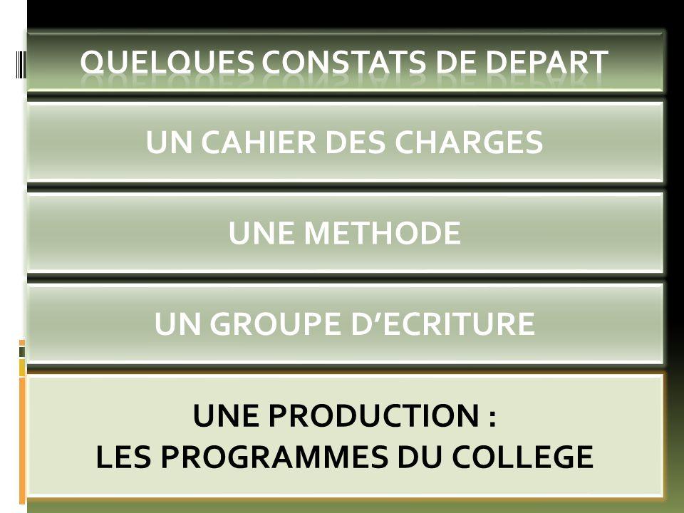 Organisation  Cycle d'adaptation : niveau 1 privilégié.