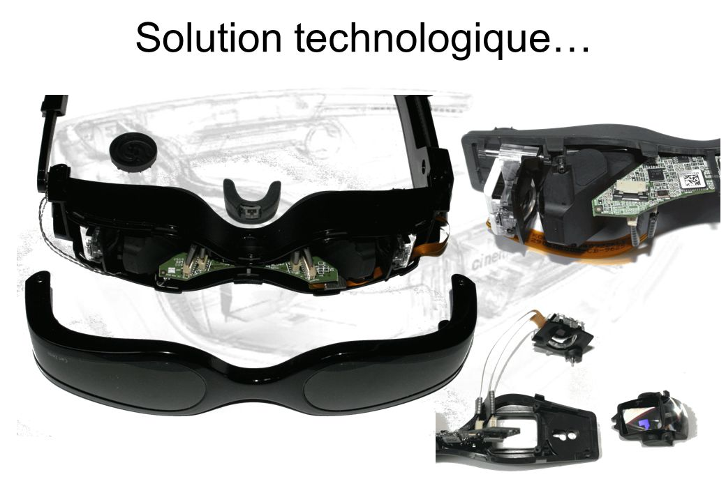Solution technologique…
