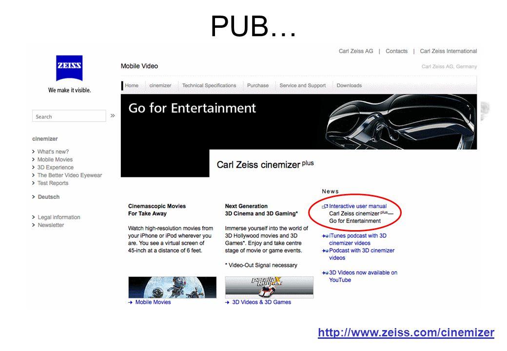 PUB… http://www.zeiss.com/cinemizer