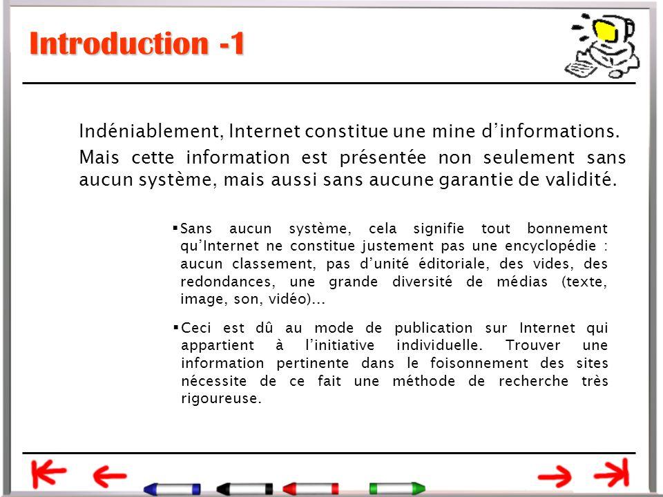 Crédibilité de la source –1a La première difficulté, parfois, consiste déjà à établir l'identité de la source et de l'auteur de l'information.