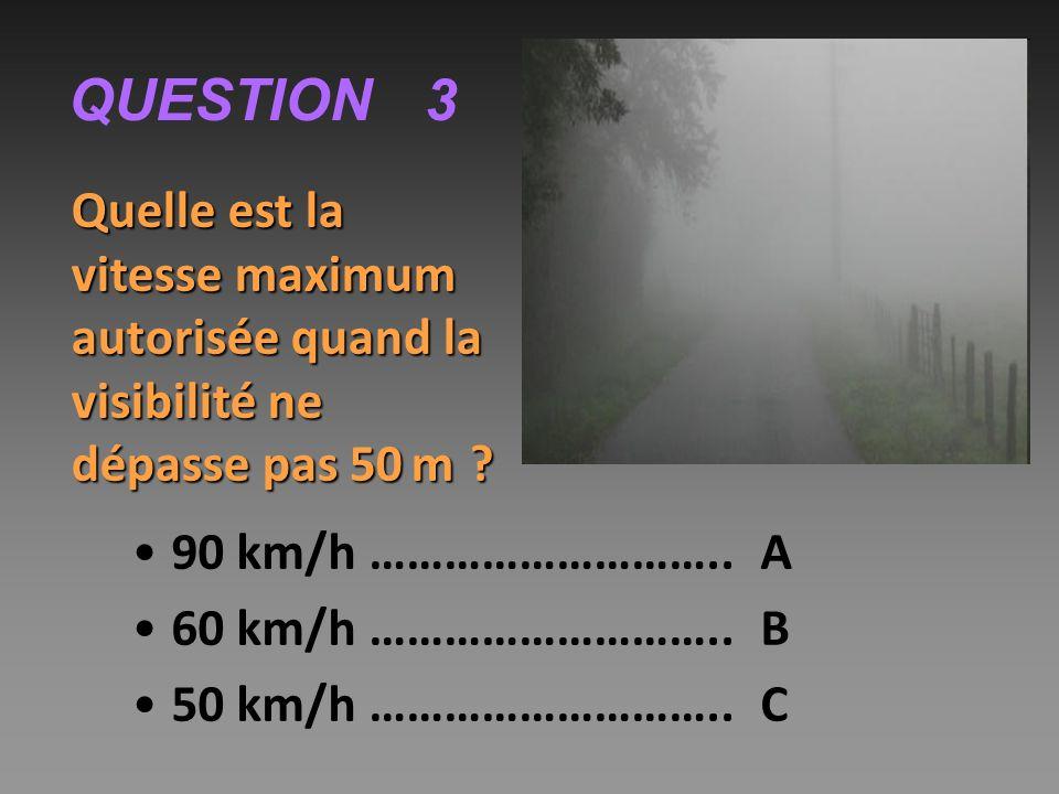 QUESTION 23 A 36 km/h, un véhicule de 1000 kg possède une énergie cinétique de 50 kJ.