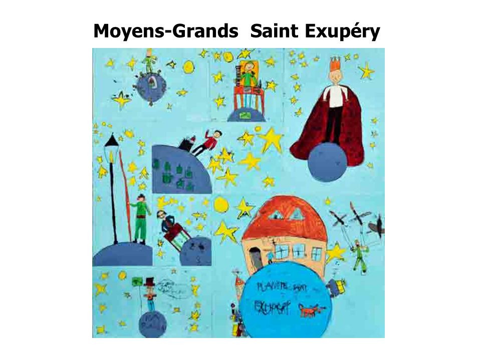 Moyens-Grands Saint Exupéry