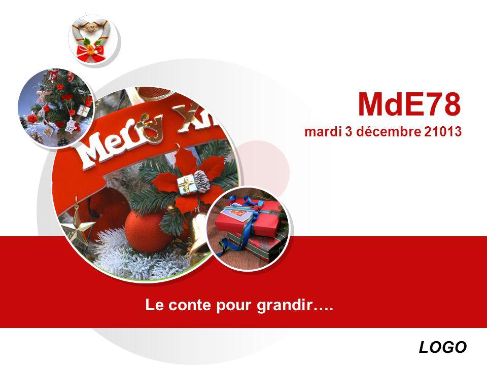 LOGO MdE78 mardi 3 décembre 21013 Le conte pour grandir….