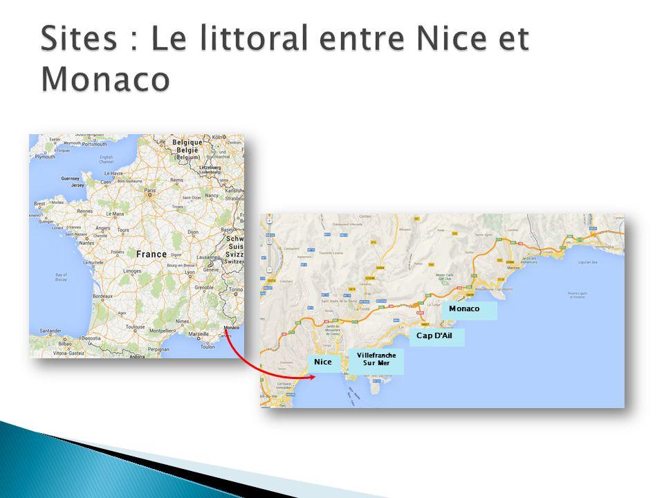 Nice Cap D'Ail Monaco Villefranche Sur Mer