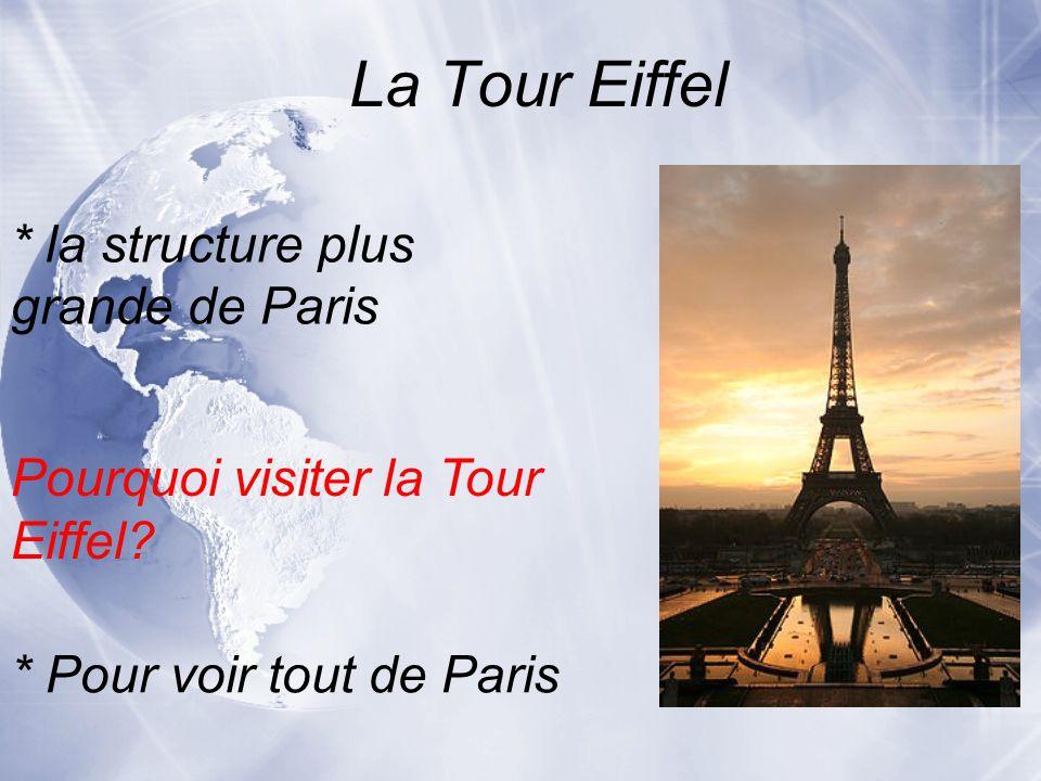 Les Champs-Élysées et L'Arc de Triomphe * L'avenue grande avec beaucoup des magasins et L'Arc de Triomphe