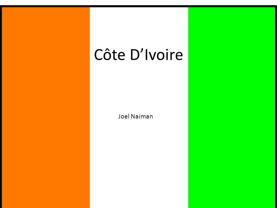 Cote Côte D'Ivoire Joel Naiman