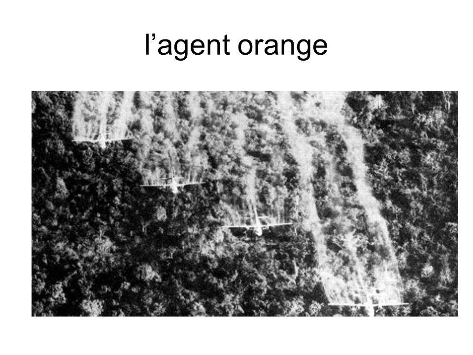 l'agent orange