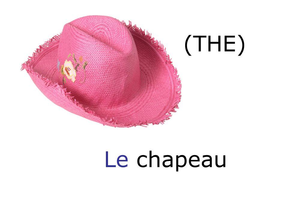 Le chapeau (THE)