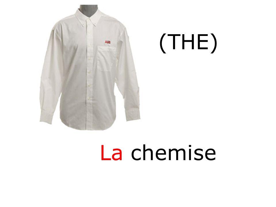 La chemise (THE)