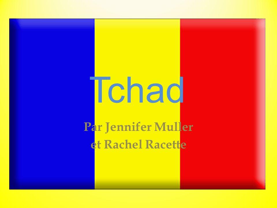 Tchad Par Jennifer Muller et Rachel Racette