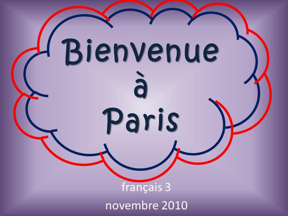 la Seine -divise Paris en deux rives -- 2 iles --36 ponts