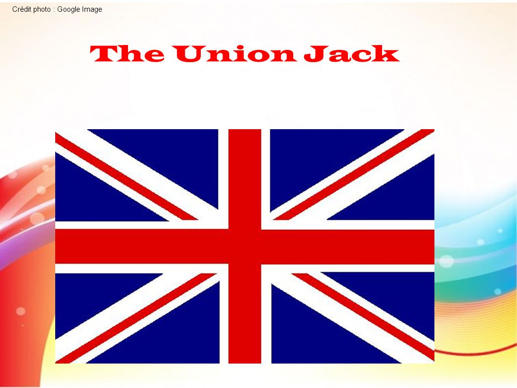 The Union Jack Crédit photo : Google Image