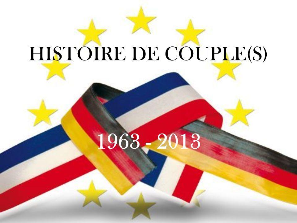 HISTOIRE DE COUPLE(S) 1963 - 2013