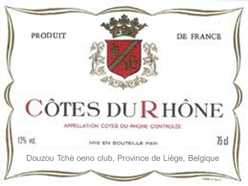 Douzou Tchè oeno club, Province de Liège, Belgique