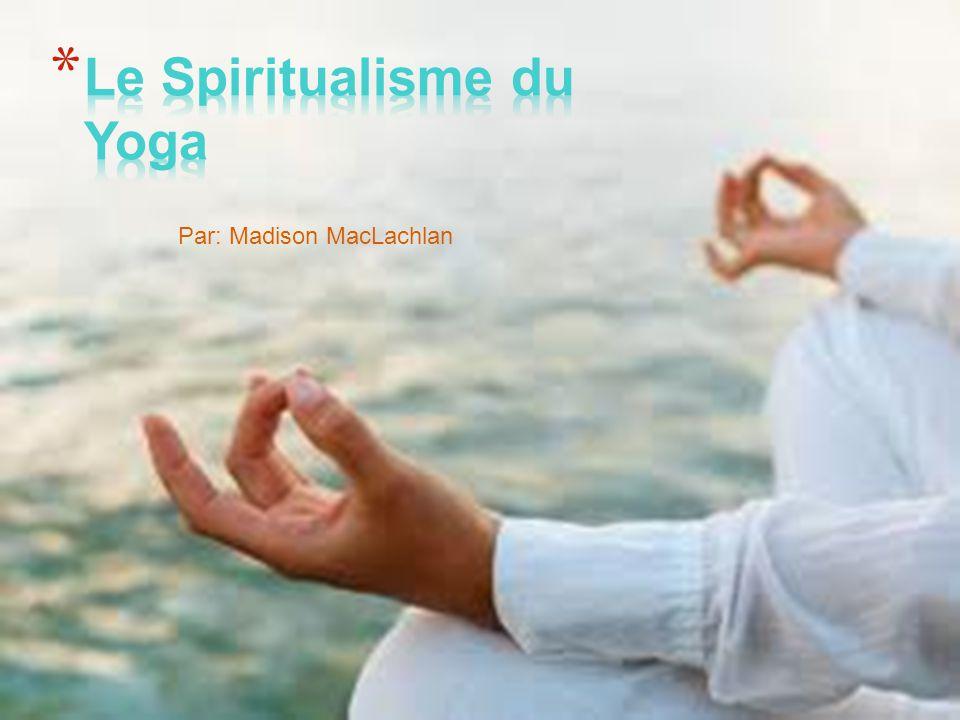 * Introduction au Yoga * Histoire et Philosophie * La théorie des Chakras * Description des Chakras * Les positions de Yoga liées au Chakras * Activité d'association * Conclusion Table des matières