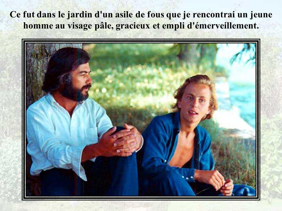 Avec Fabrice Luchini et Jean-Claude Brialy dans les rôles des deux personnages