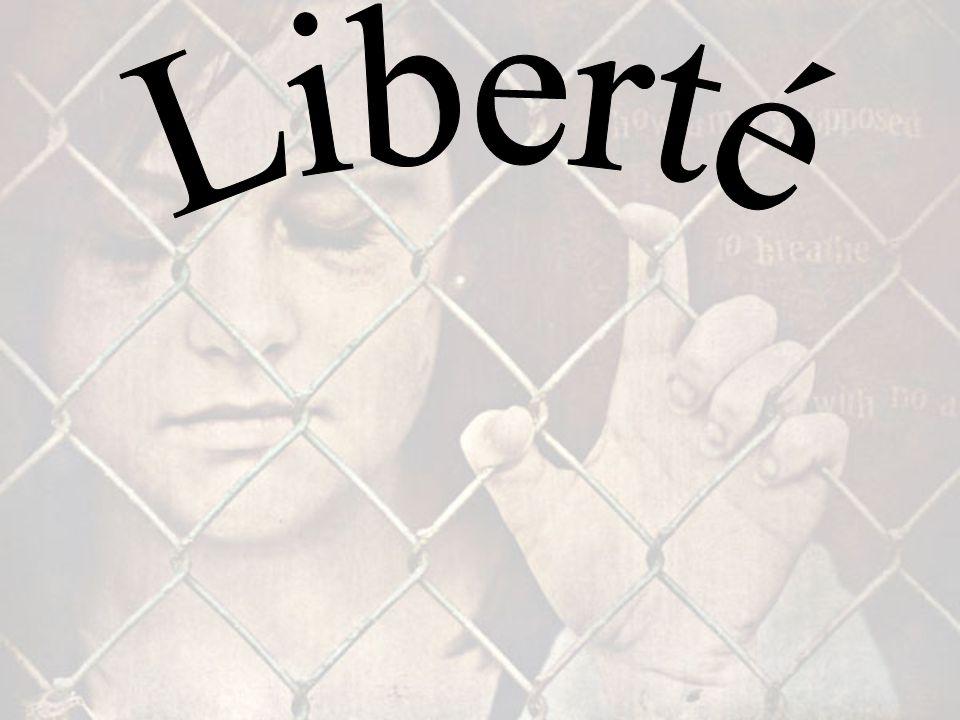 1 – Liberté 2 – Raison et passion 3 – Connaissance de soi