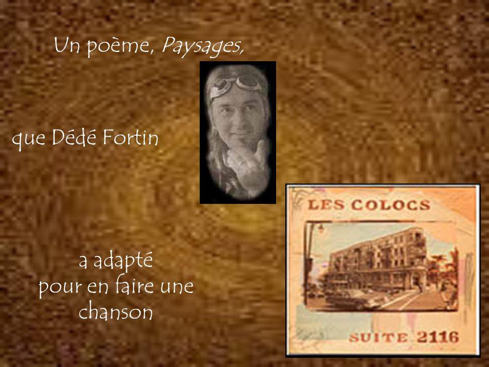 Devinette Qu'ont en commun Charles Baudelaire et Les Colocs ?