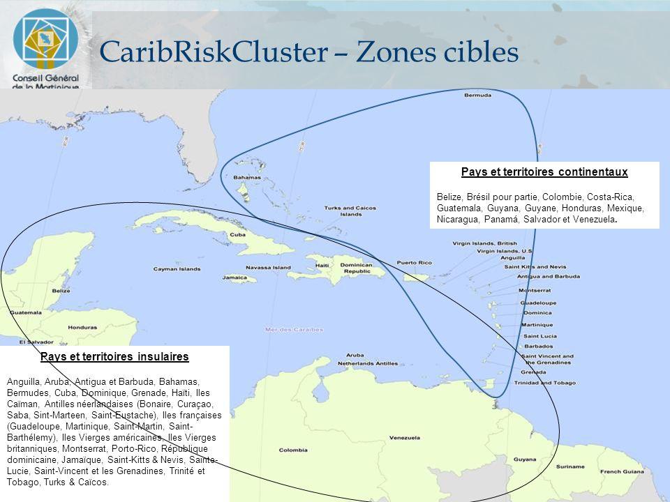 17 Novembre 2010 Pays et territoires insulaires Anguilla, Aruba, Antigua et Barbuda, Bahamas, Bermudes, Cuba, Dominique, Grenade, Haïti, Iles Caïman,