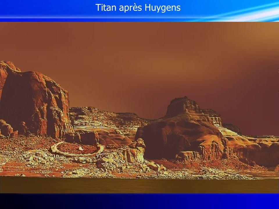 Titan après Huygens