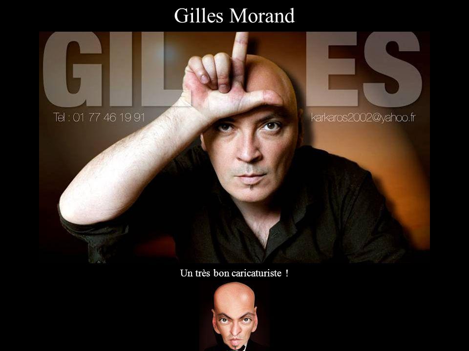 Gilles Morand Un très bon caricaturiste !