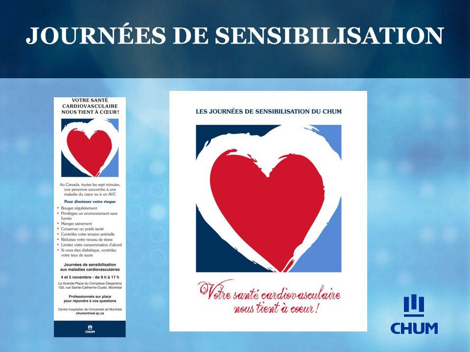 JOURNÉES DE SENSIBILISATION