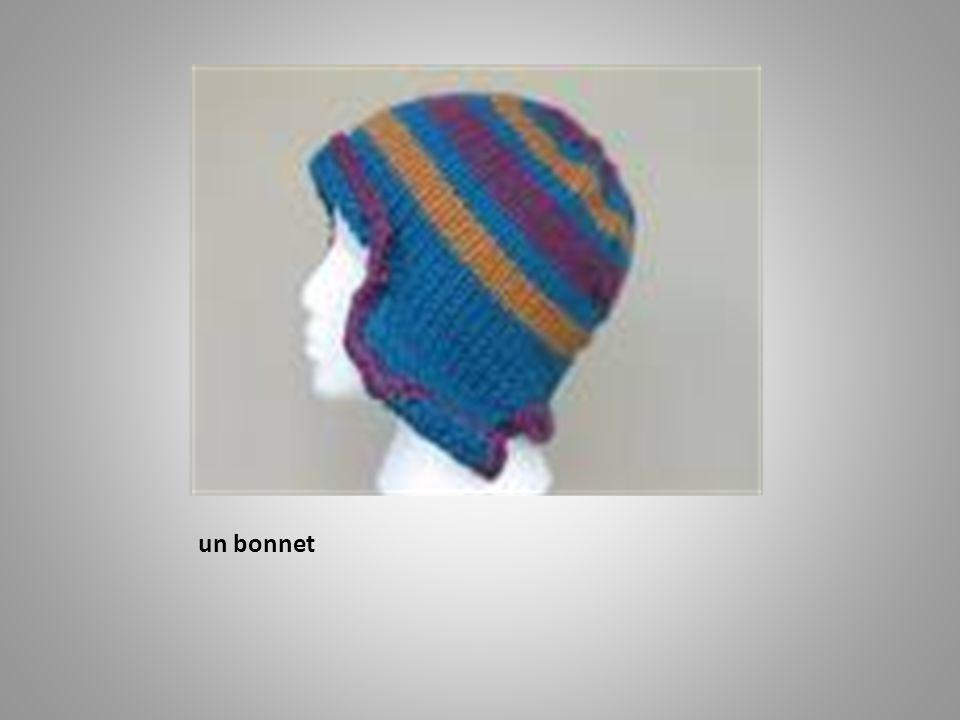 un bonnet