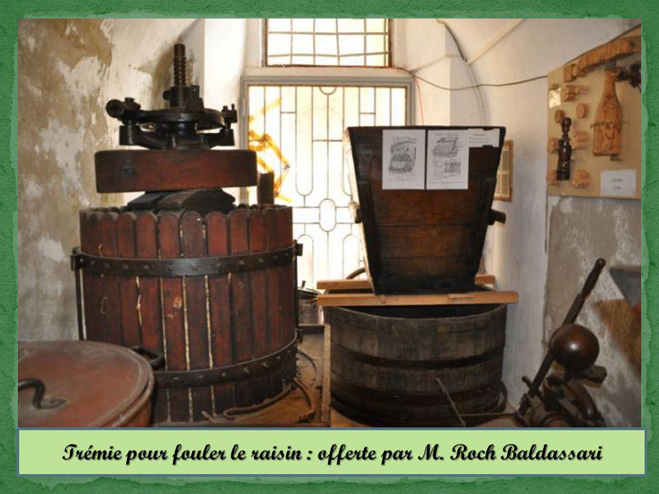 Accessoires pour la vigne