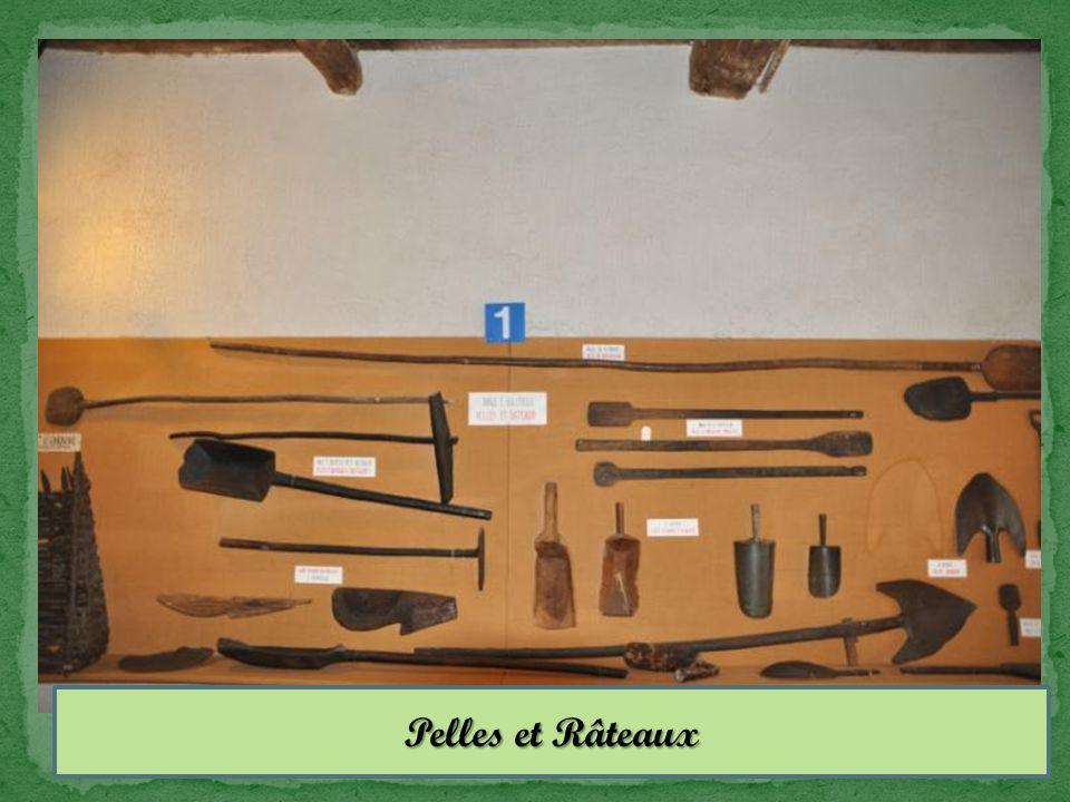 Pelles et Râteaux