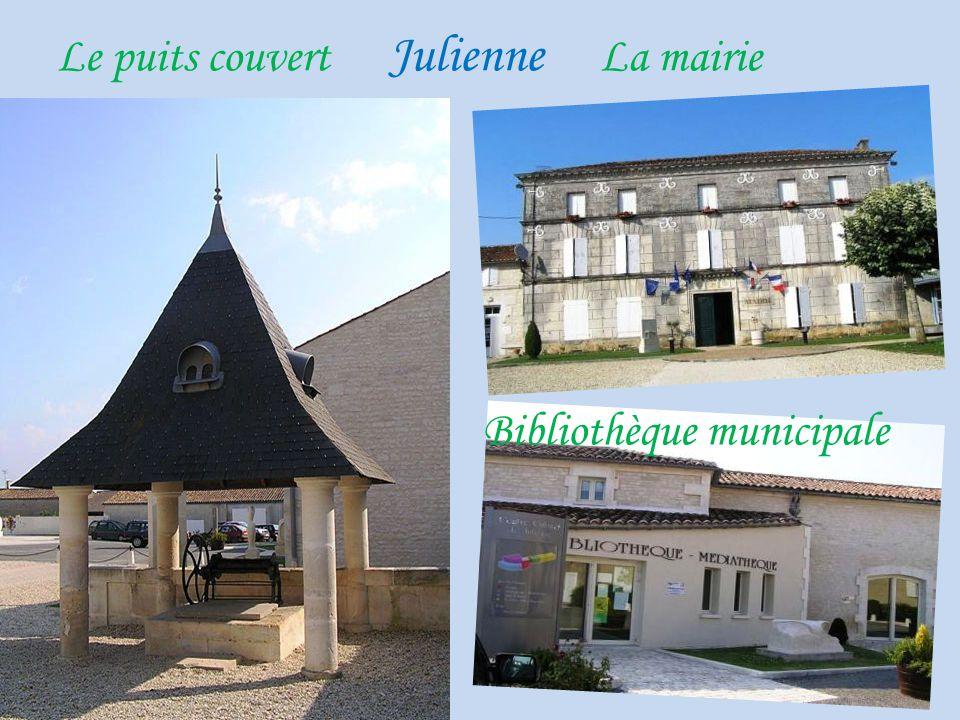 Jarnac la ville & le fleuve La Charente