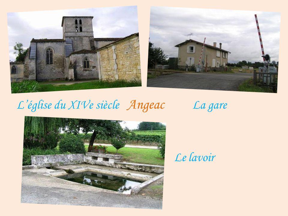 Lavoir St-Même-les-Carrières Port de Saintonge Bassac Le porche du logis de la Vinade