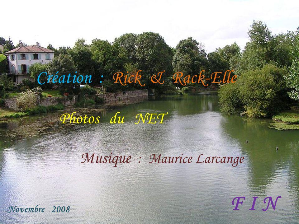 Le Grand-Madieu. Le village..Le viaduc