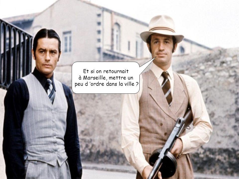 Allô la Police ? Venez vite, la BAC de Marseille sonne à ma porte.