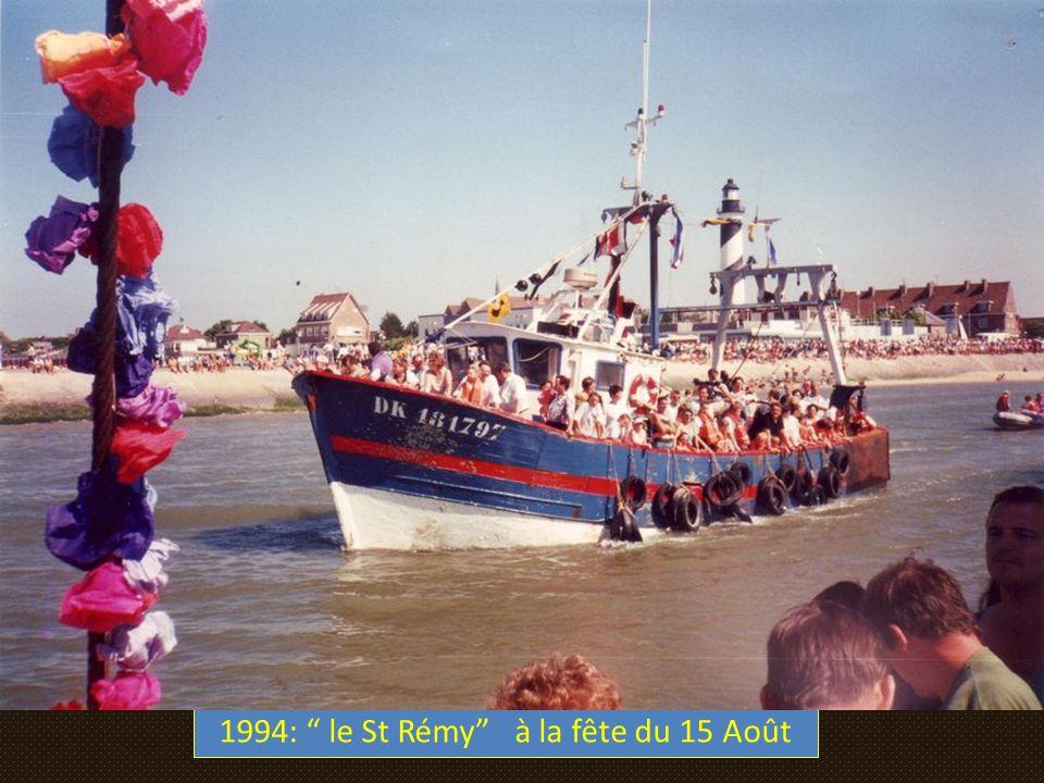 """1991: """" le St Rémy"""" DK 181292."""
