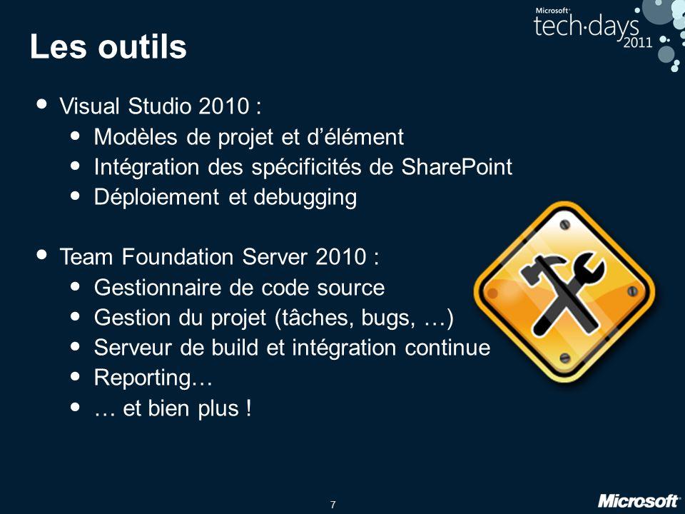 8 Visual Studio 2010 ALM
