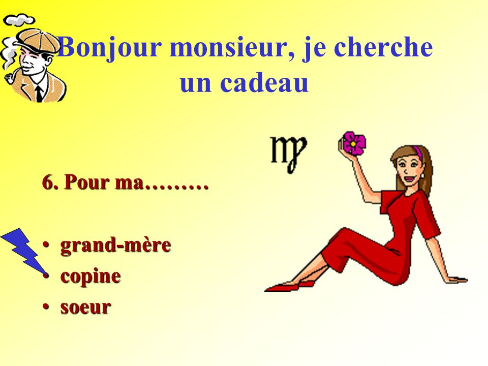 For my girlfriend Pour ma copinePour ma copine