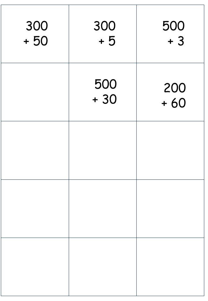 500 + 30 200 + 60 300 + 50 300 + 5 500 + 3