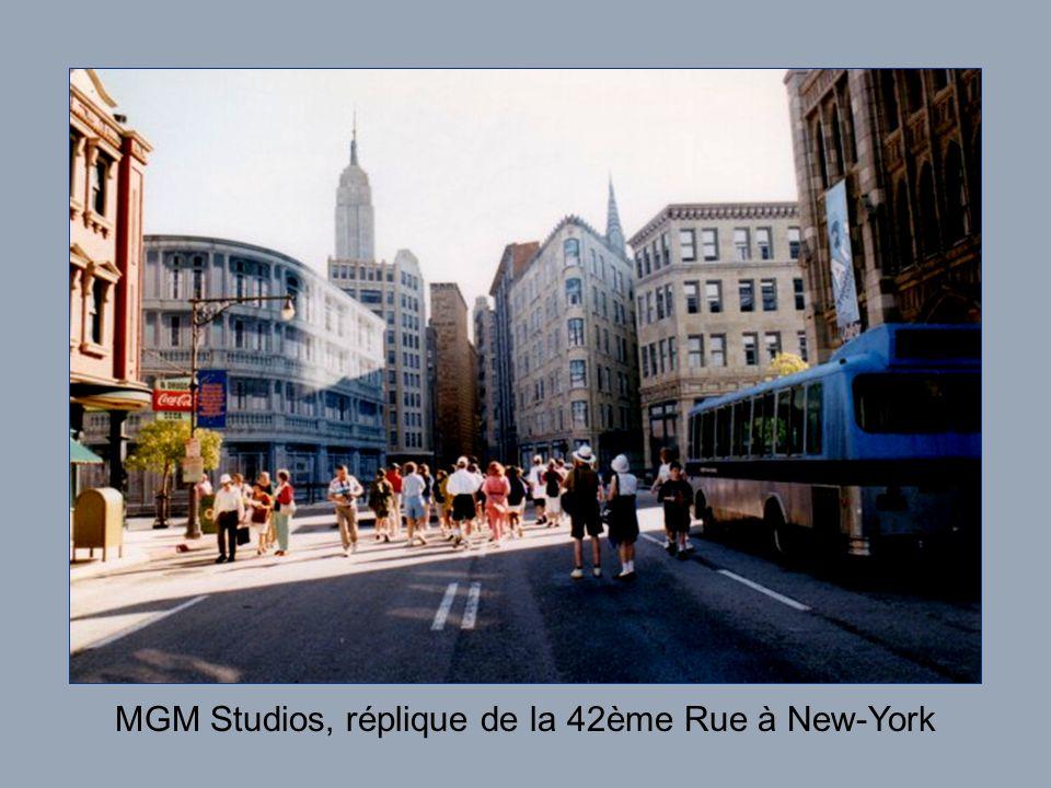 MGM Studios, réplique de la 42ème Rue à New-York