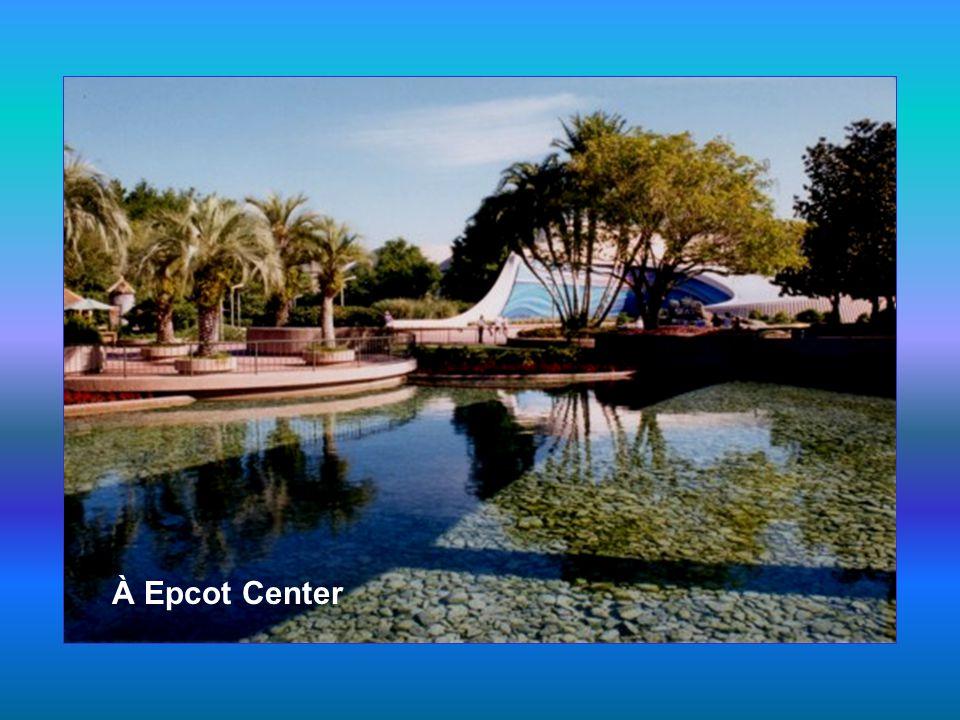 À Epcot Center