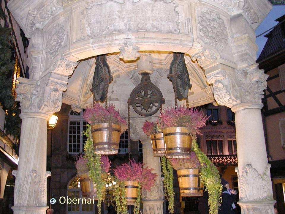 Le Mont Sainte Odile, alt. 763 m, couvent, lieu de pèlerinage, église du 17ème siècle, chapelle du 12ème siècle. 660 – 720 Hohenbourg Le Mont Sainte O